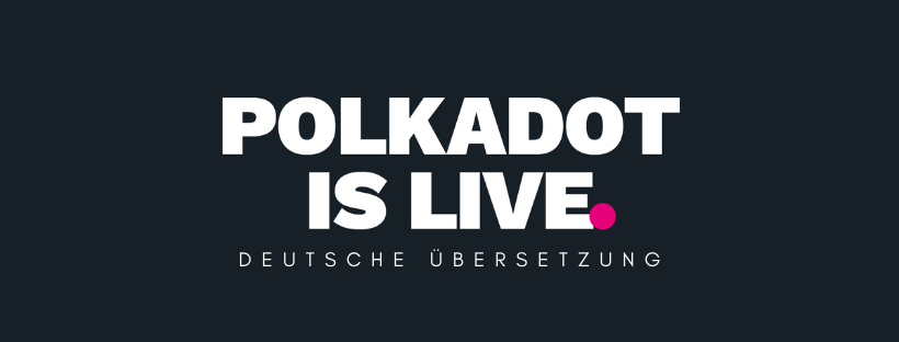 polkadot start deutsch