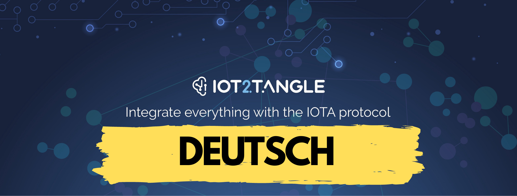 iota Iot2tangle deutsch